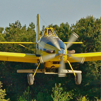 Southeastern Aerial Crop Services Plane from their website