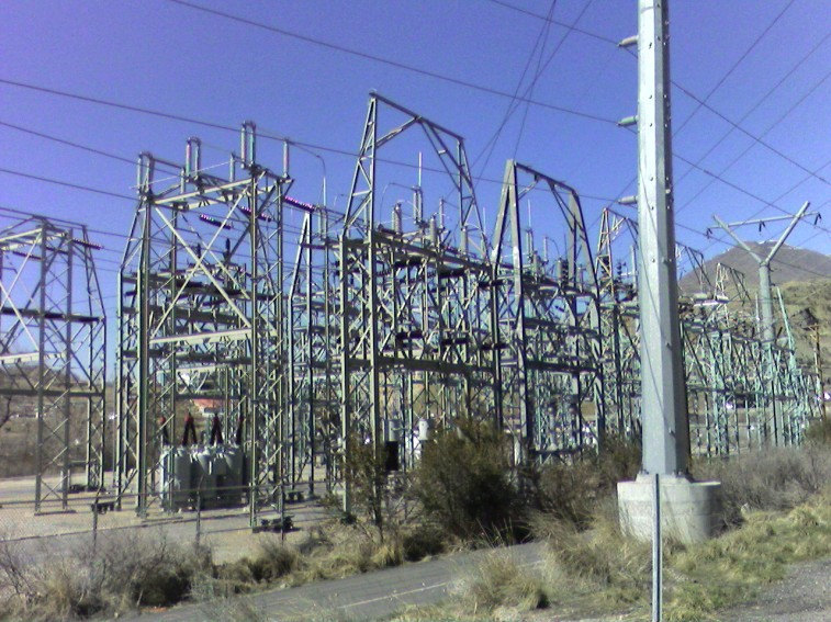 Transmissionsubstation