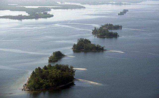 St Lucie Spoil Island