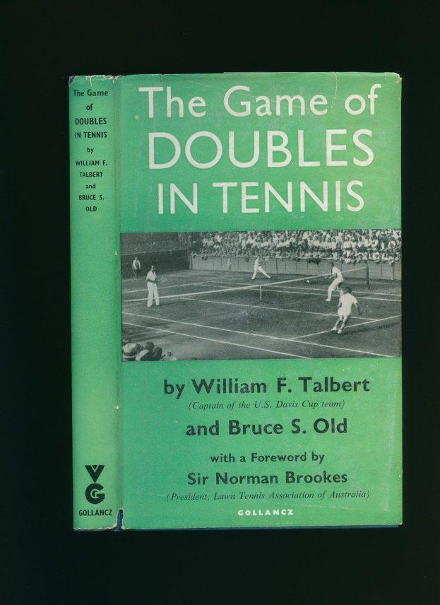 Game of Doubles in Tennis