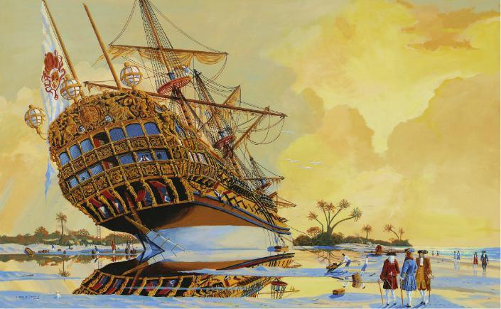 James Flood Hampton Court