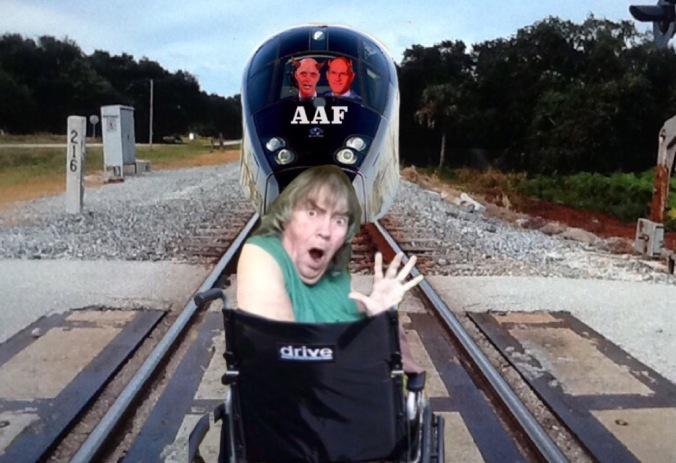 Pugsli on tracks