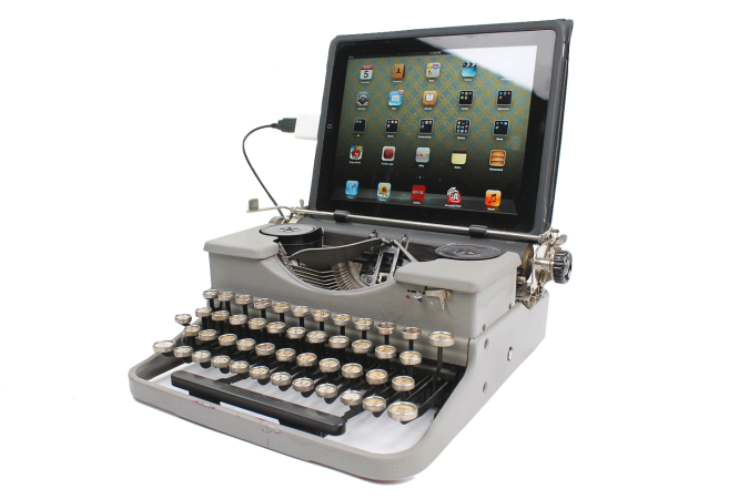 ipad-typewriter