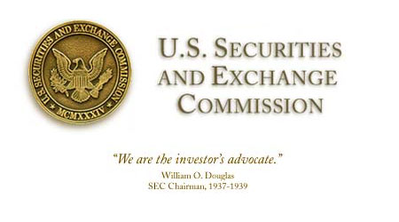 securities and exchange