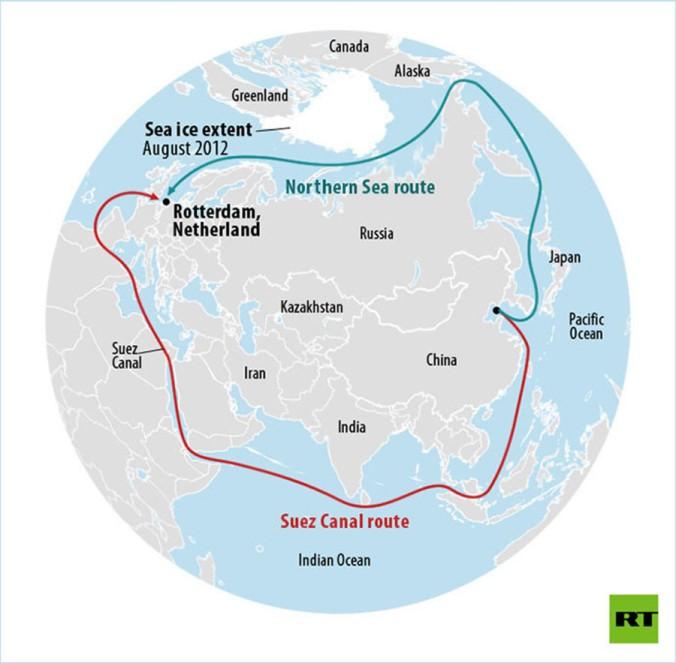 arctic-seaway