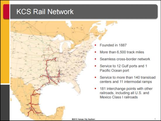 KCS Routes