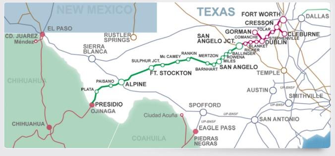 Texas Pacific