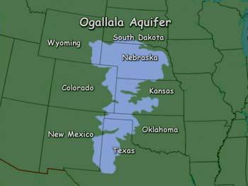 Ogallala-Aquifer