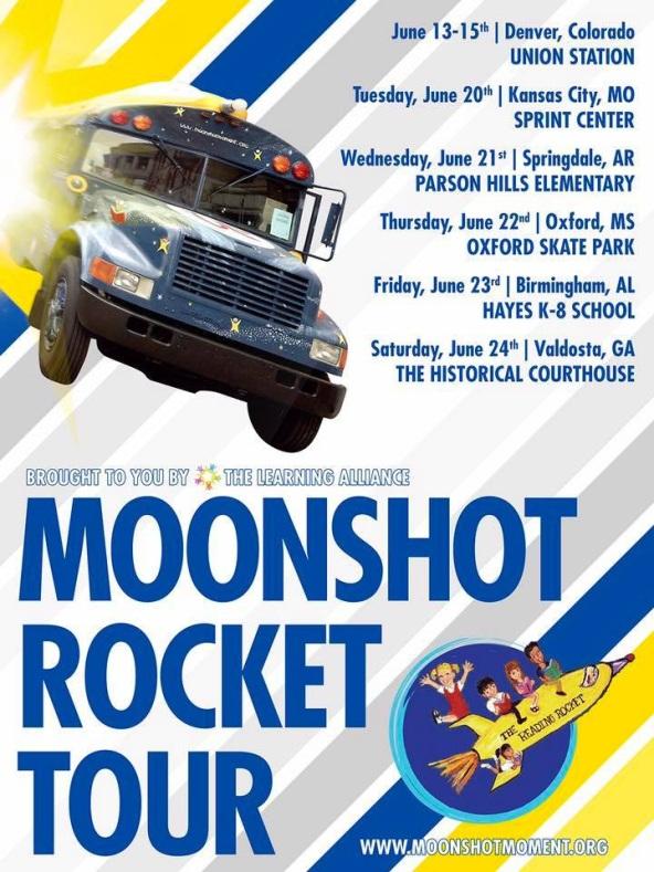 Moonshot 1