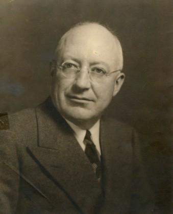 Guy P. Gannett, circa 1941