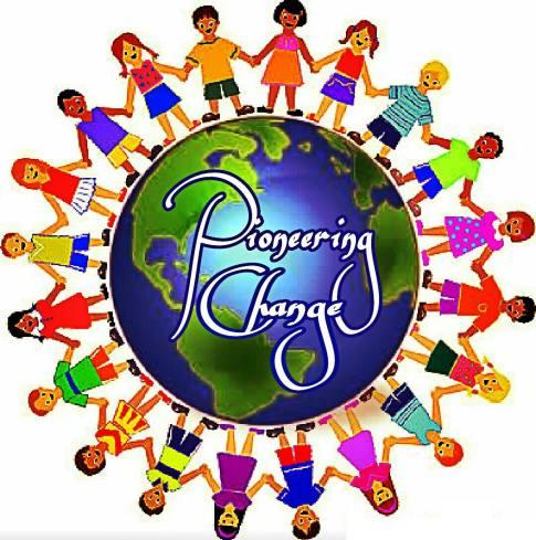 Pioneering Change logo