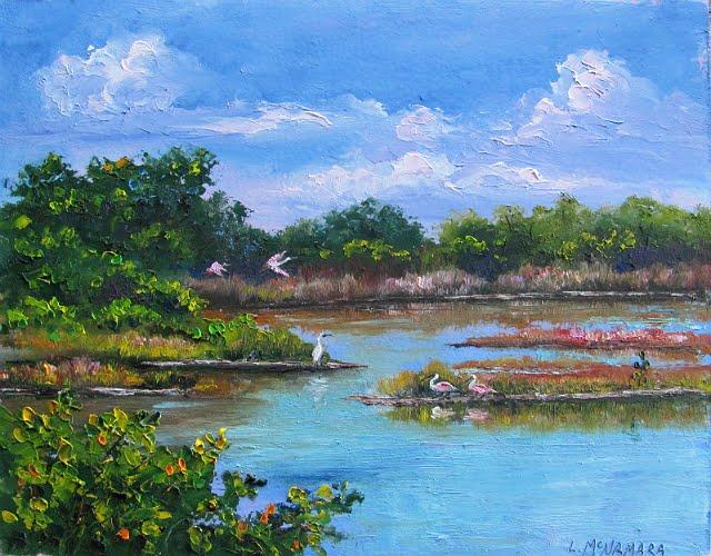 smspoonbill marsh