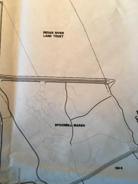 Spoonbill Map