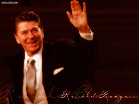 Ronald-Reagan-Wallpaper