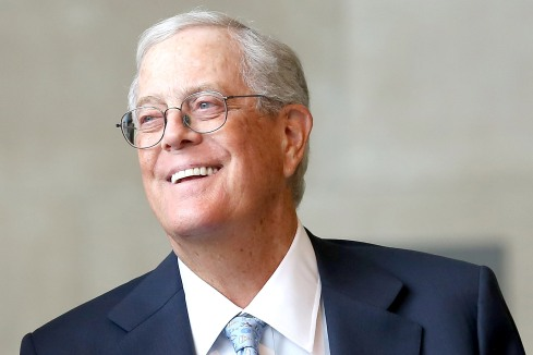 David H. Koch Plaza At The Metropolitan Museum Of Art Unveiling
