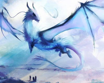 Ice-Dragon-Android-HD-Wallpapers