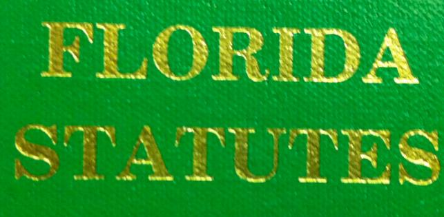 florida-statutes