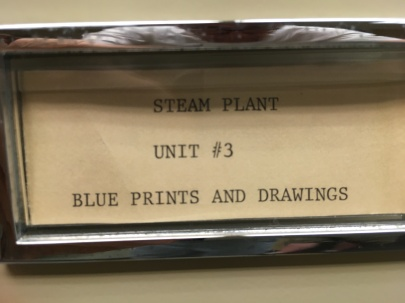 Blue prints and drawings